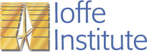 Logo Ioffe Institute of Physics, St.Petersburg, Russia