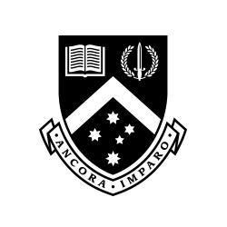 Logo Monash University, Melbourne, Australia
