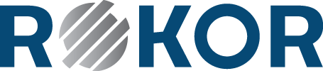 """Logo UAB """"Rokor"""", Kaunas, Lithuania"""