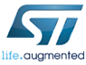Logo ST Microelectronics,  Italy, Singapore